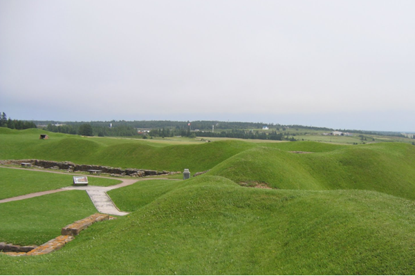 Fort Beauséjour - Fort Cumberland National Historic Site of Canada