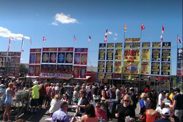 Exhibition Park Saint John